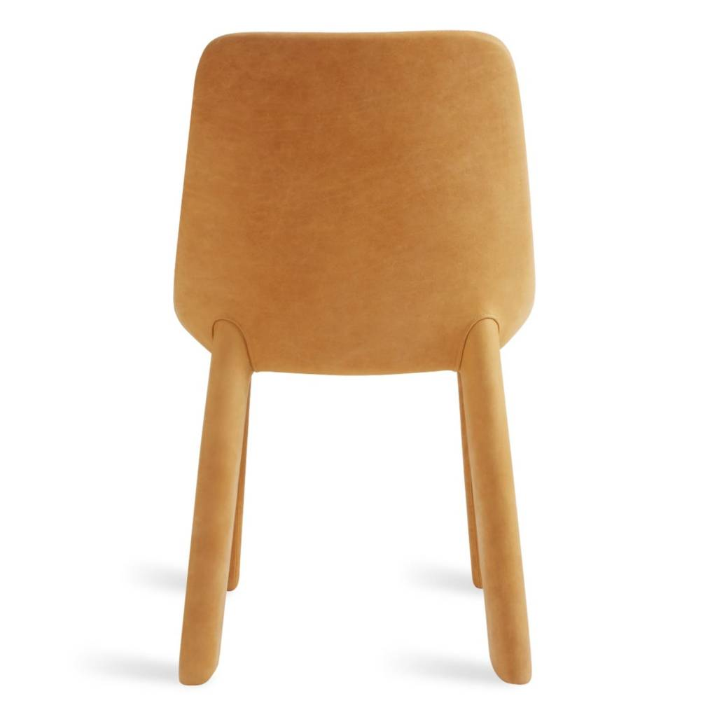 Blu Dot Neat Leather Dining Chair