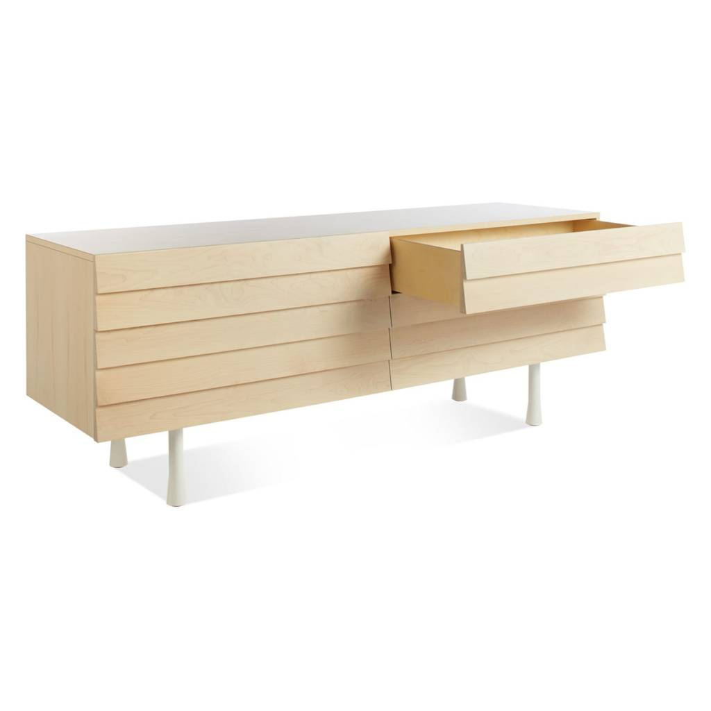 Blu Dot Lap 4 Drawer Dresser