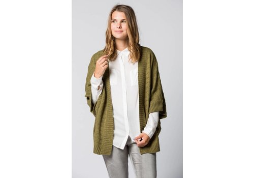 SOAKED IN LUXURY CARDIGAN GABLE - M/L (DERNIÈRE CHANCE!)