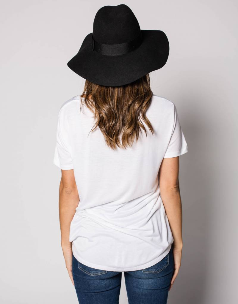BRIXTON DALILA HAT NOIR  medium