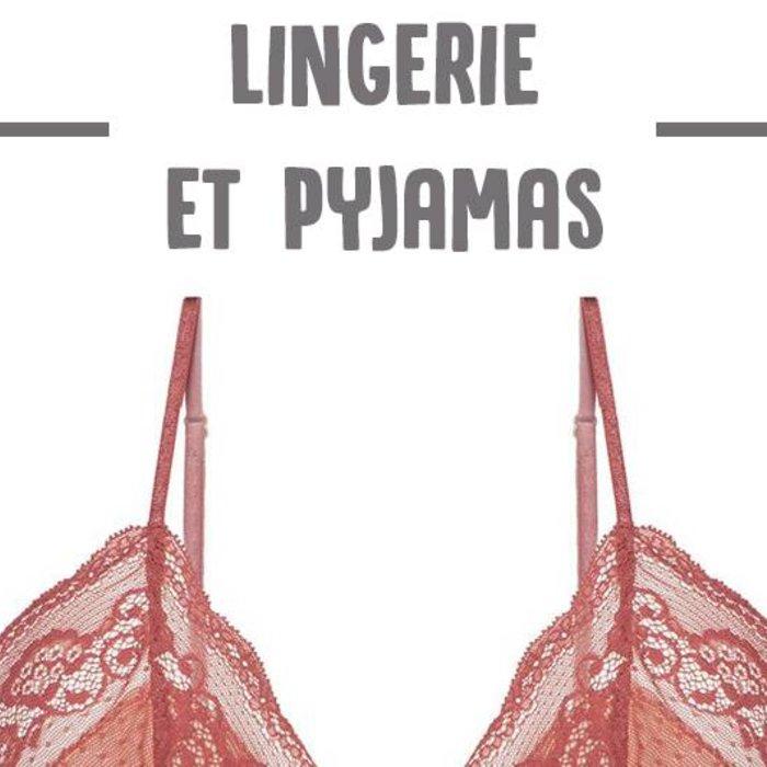 Lingerie & Pyjamas