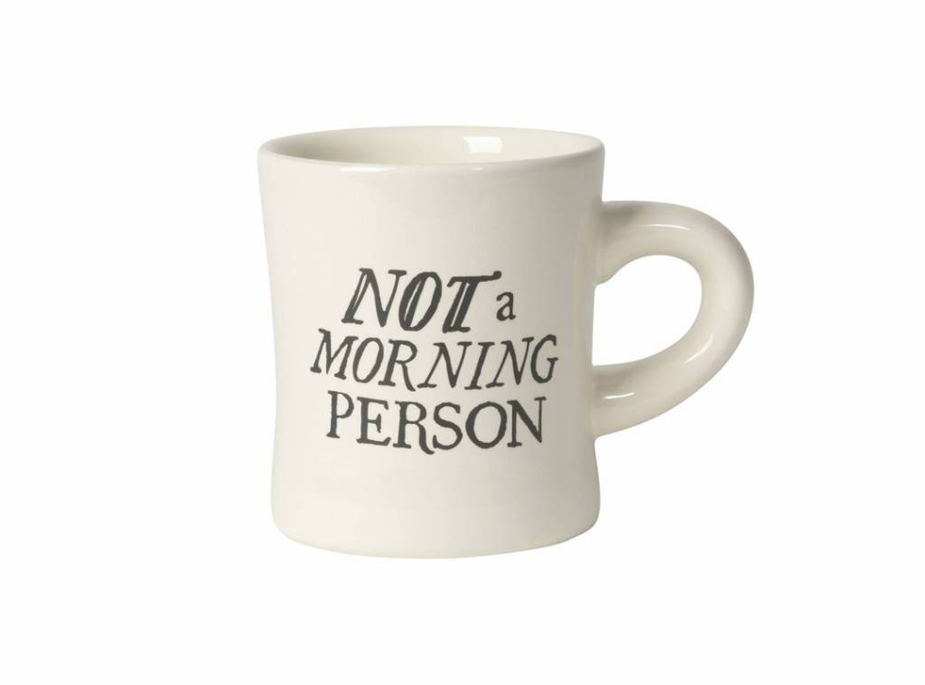 DANICA TASSE - NOT A MORNING PERSON