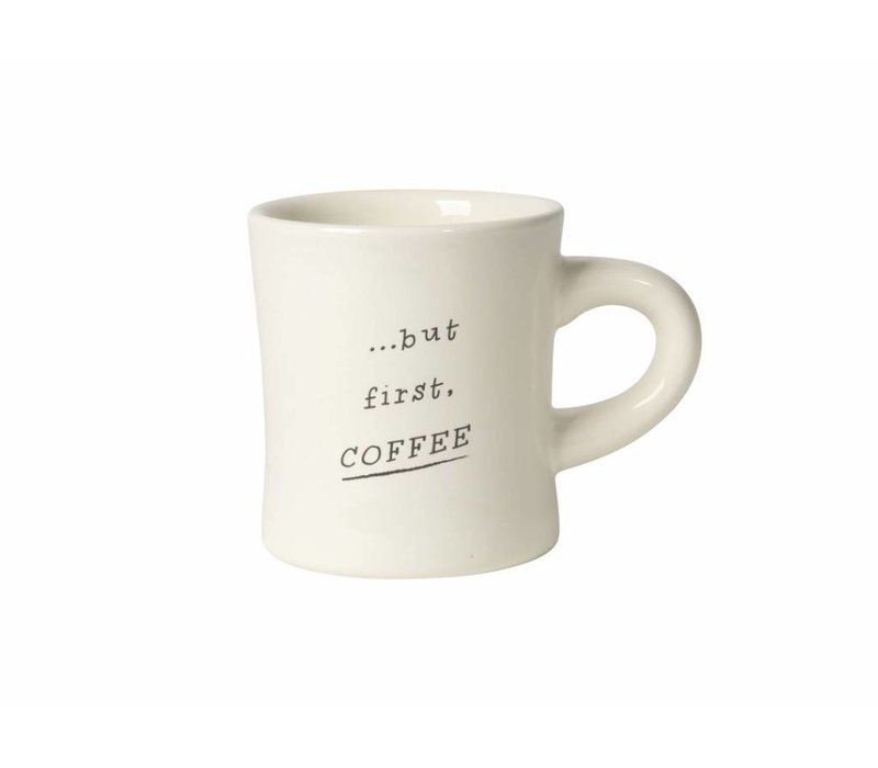 TASSE - BUT FIRST COFFEE