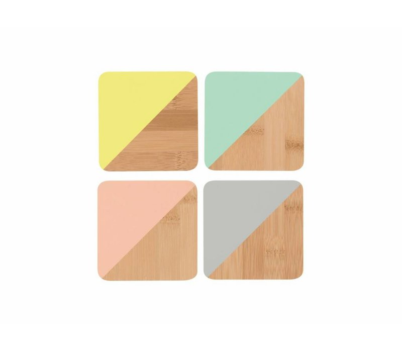 SOUS-VERRES DIPPED ANGLE