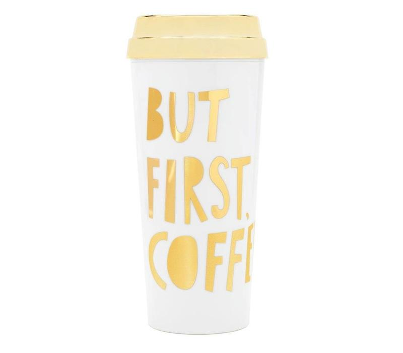 TASSE BUT FIRST COFFEE (ÉDITION LIMITÉE)