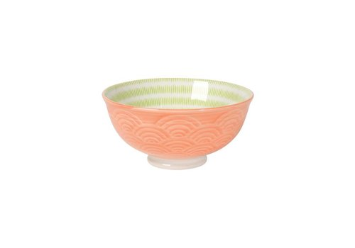 DANICA BOL WAVE 5 POUCES- ORANGE