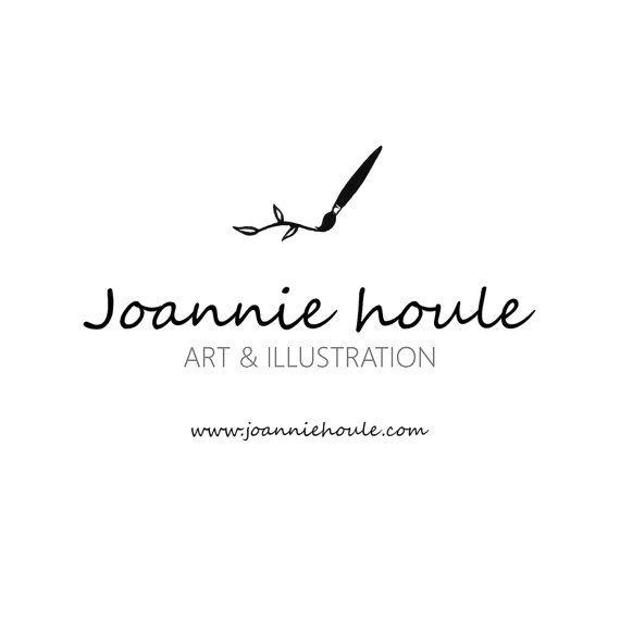 JOANNIE HOULE AFFICHE JOANNIE HOULE- ORANGE