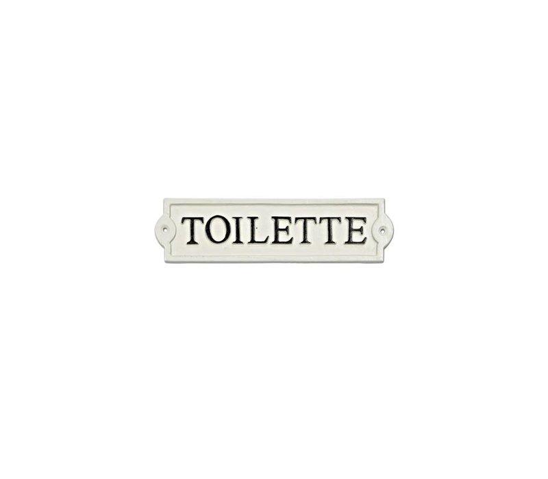CROCHET TOILETTE