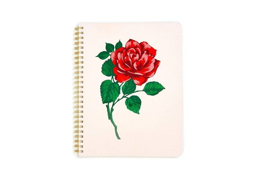 BAN.DO PETIT CAHIER DE NOTE WILL YOU ACCEPT THIS ROSE