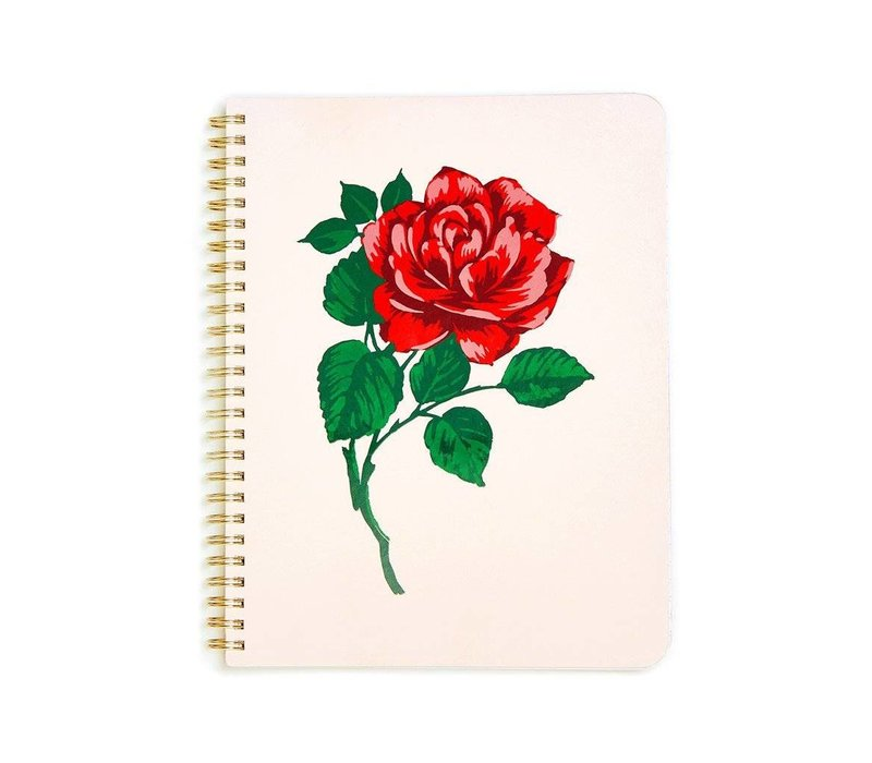 PETIT CAHIER DE NOTE WILL YOU ACCEPT THIS ROSE