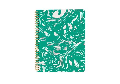 BAN.DO PETIT CAHIER DE NOTES JADE MARBLE