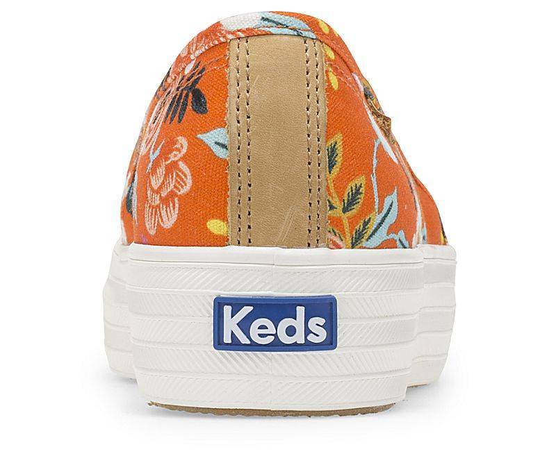 KEDS SOULIERS RF - BIRCH RED