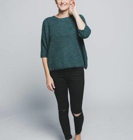 SOAKED IN LUXURY TRICOT TUESDAY- VERT
