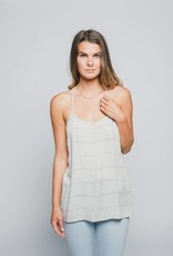 GENTLE FAWN CAMISOLE WELLS - GRIS
