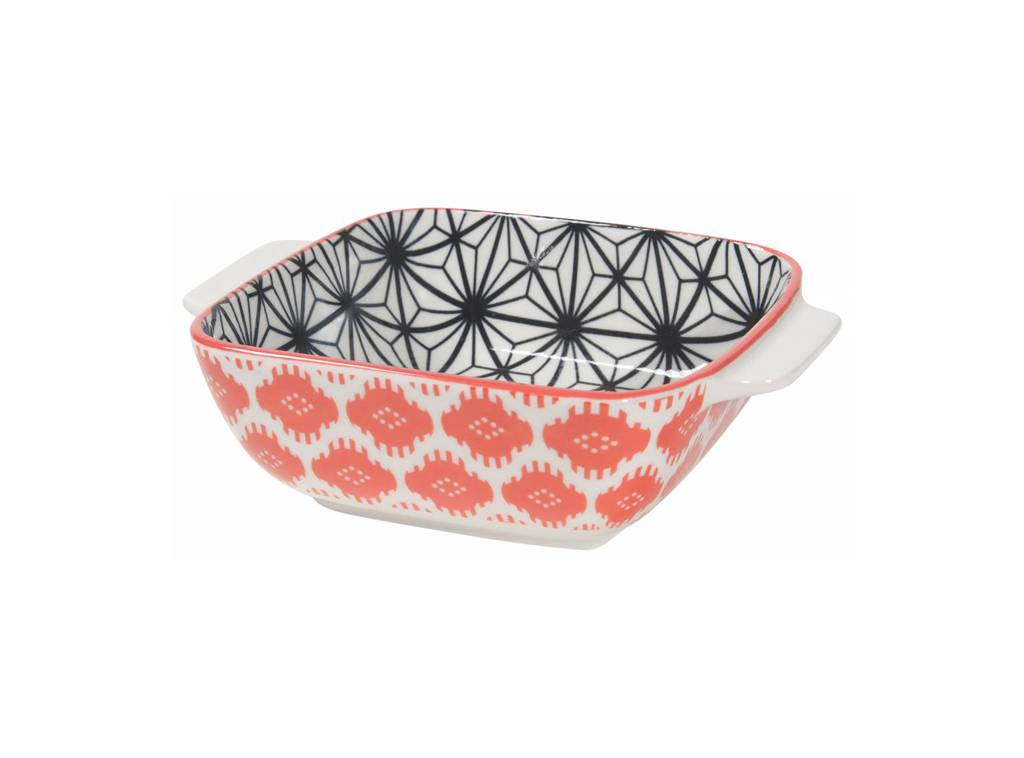 DANICA SMALL BAKING DISH - LAVA ROCK