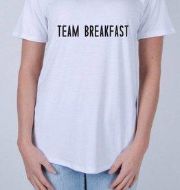DAILYSTORY T-SHIRT TEAM BREAKFAST
