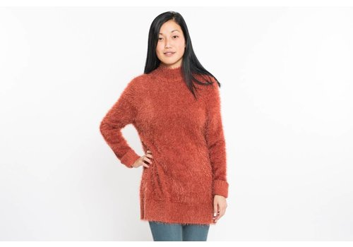 MINKPINK TRICOT ATMOS- ORANGE