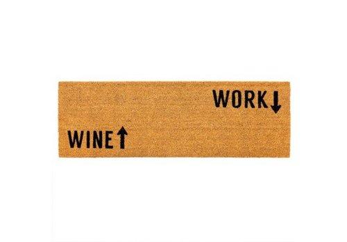 INDABA TAPIS WINE/WORK
