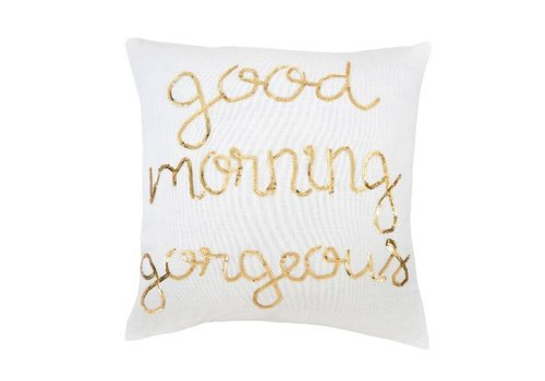 INDABA COUSSIN GOOD MORNING