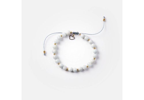 SI SIMPLE BRACELET SEA BREEZE- BLEU
