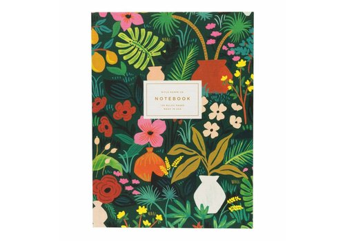 RIFFLE PAPER CO. NOTEBOOK SUN PRINT