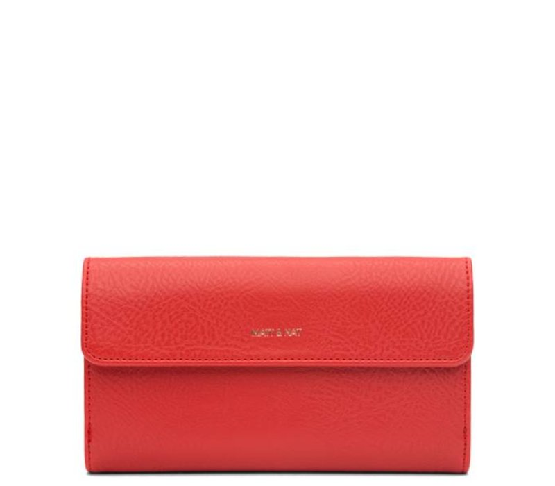 PORTE-FEUILLE CONNOLLY- RUBY