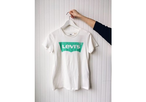 LEVIS T-SHIRT PERFECT TEE- BETTER BATWING CLOUD- SMALL (DERNIÈRE CHANCE!)