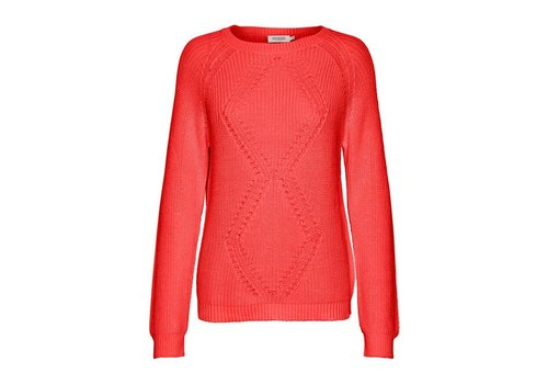 SOAKED IN LUXURY TRICOT YOLANDA- ROUGE