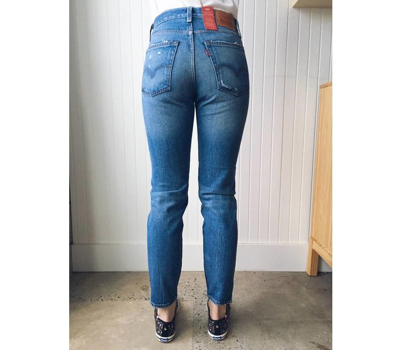 JEANS WEDGIE ICON FIT PARTINER IN CRIME