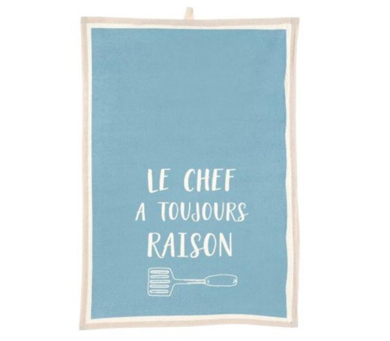 LINGE TOUJOURS RAISON