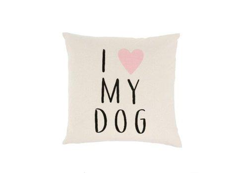 INDABA COUSSIN I LOVE MY DOG