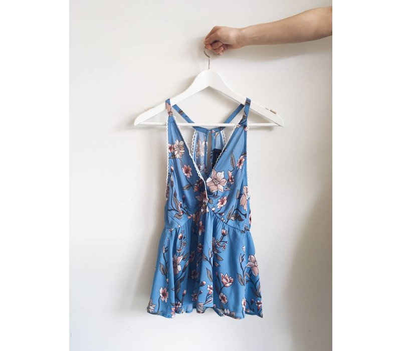 CAMISOLE SOMERSET FLORAL