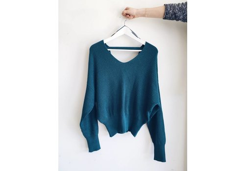 GENTLE FAWN TRICOT MAXINE- TEAL