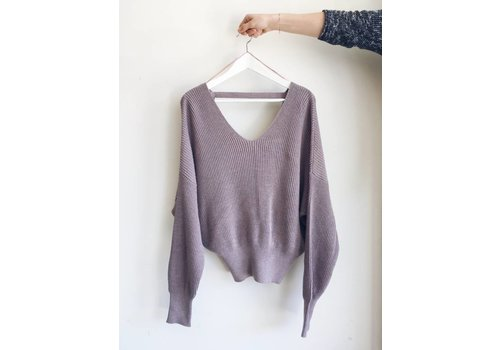 GENTLE FAWN TRICOT MAXINE- MAUVE