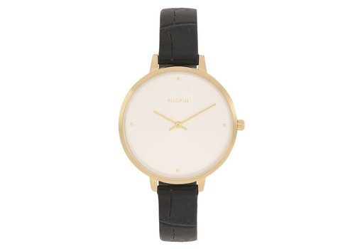 PILGRIM MONTRE BROOKE- NOIR & OR