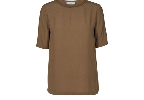 MINIMUM BLOUSE ELVIRE- KHAKI