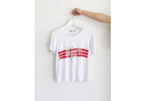 DAILYSTORY *DERNIÈRE CHANCE* T-SHIRT LOVE YOURSELF- medium