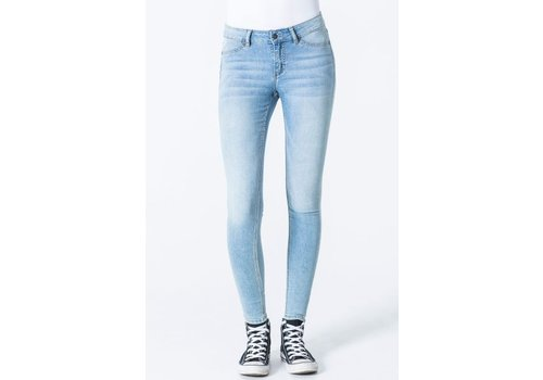 CHEAP MONDAY PANTALON MID SPRAY - STONE BLEACH