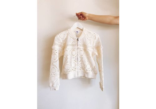 JACK BOMBER EMILY-CLOUD WHITE-