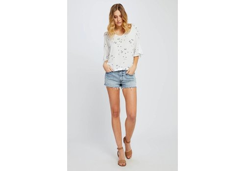GENTLE FAWN BLOUSE BECCA
