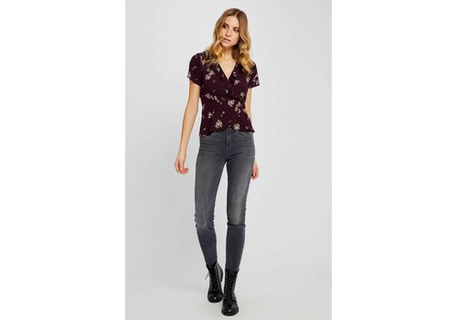 GENTLE FAWN BLOUSE ALESSIA