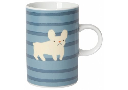 DANICA TASSE FRENCHIE ET CHAT