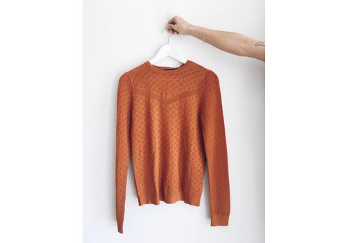 SOAKED IN LUXURY TRICOT MENIKA- ROUILLE