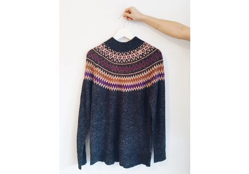 B.YOUNG TRICOT MIKKA- GRIS