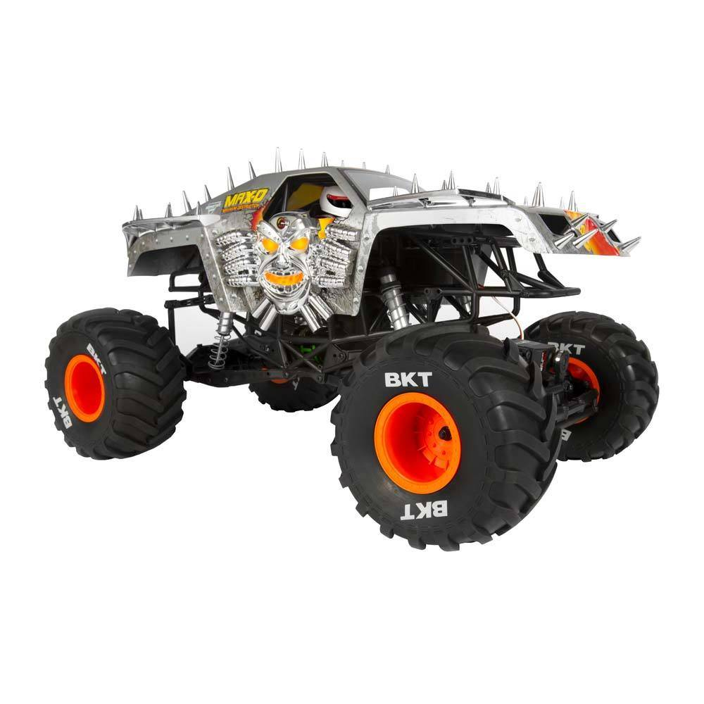 Axial AXID9057 SMT10 MAX-D Monster Jam 1/10 4WD RTR Monster Truck AX90057 by Axial