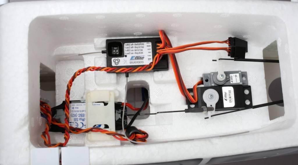 E-flite EFL3100E Apprentice S 15e  RTF w/DXE E-Flite