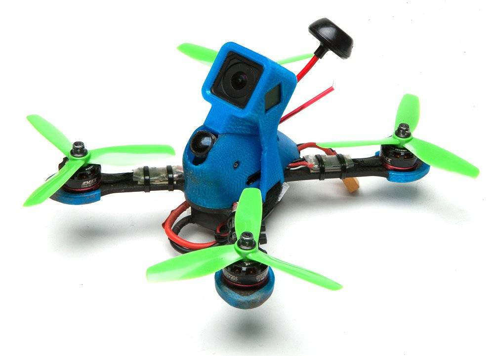 Drone With Gopro Session Mount Best Pictures And Model