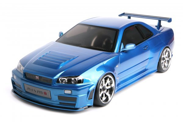 MST MXSPD533306 FXX-D 1/10 Scale 2WD RTR V2 - Nissan R3 4 (BRUSHLESS) by MST 533306