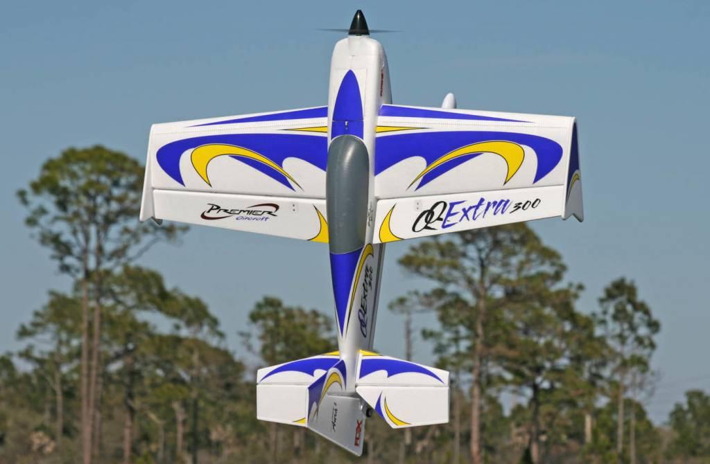 Premier Aircraft FPM3070 QQ Extra 300 Super PNP by Premier Aircraft