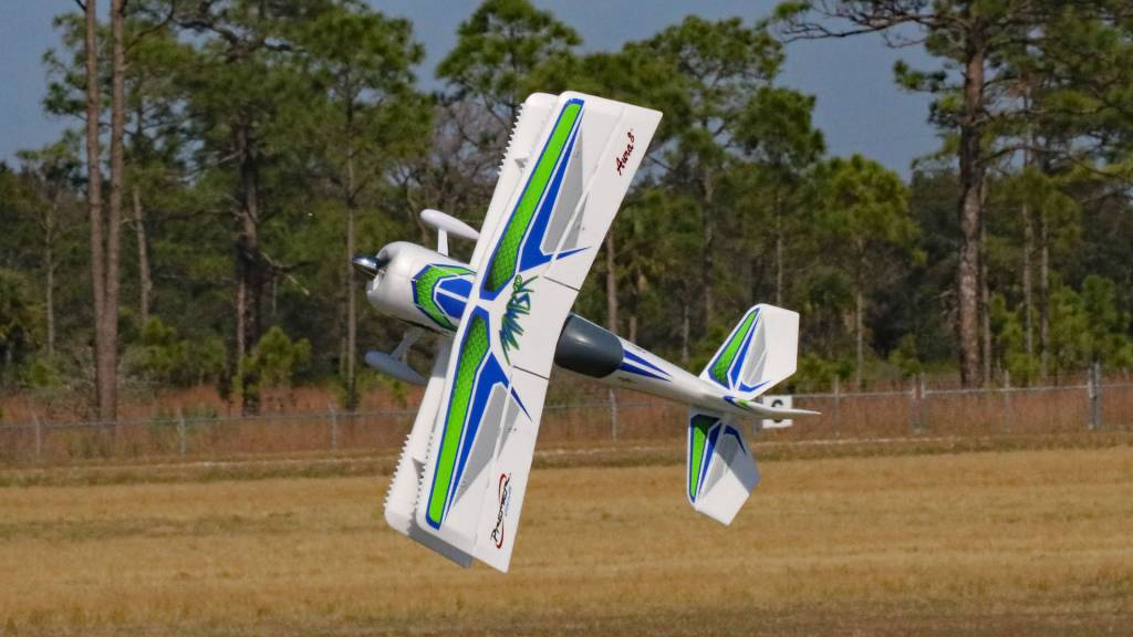 Premier Aircraft FPM3270 Mamba 10 PNP Biplane by Premier Aircraft